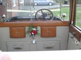 1925 Rolls Royce wedding car hire in Maidstone